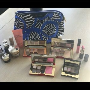 NWT Rstee Lauder skin care and eye shadow pallets